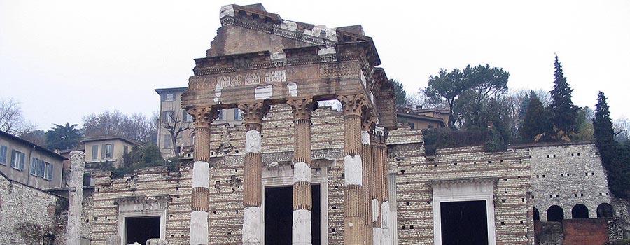 Il Tempio Capitolino di Brescia