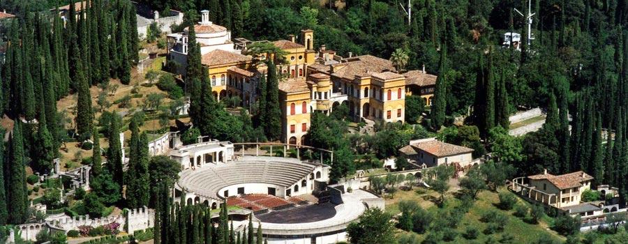 Vittoriale per un weekend sul Lago di Garda